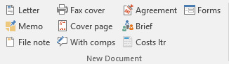 Word-new-Document-Icons